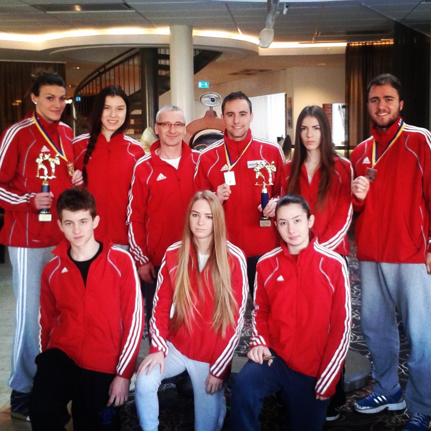 swe 2014. team